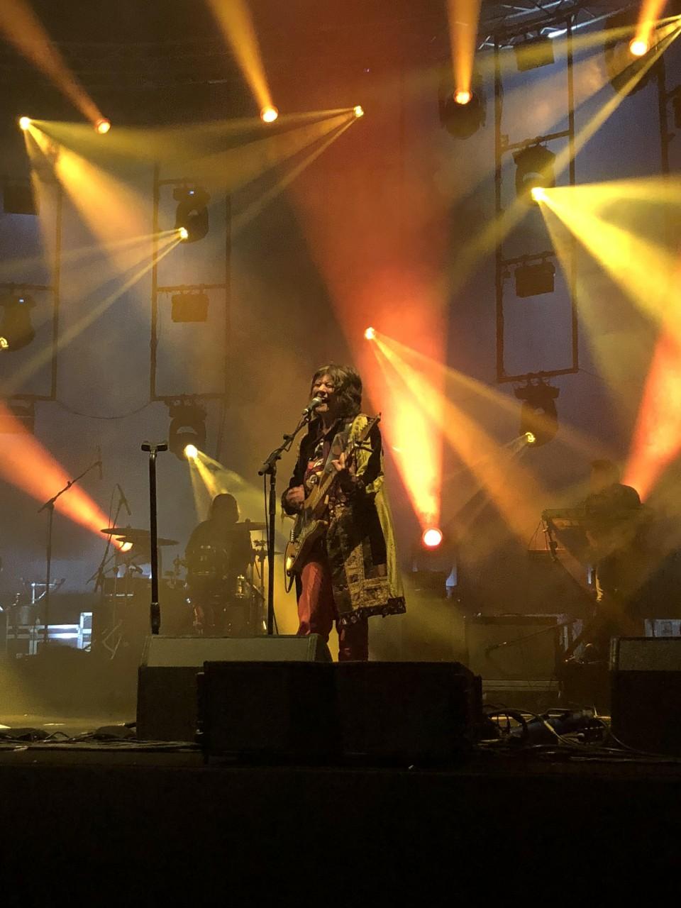 קורין אלאל בהופעה